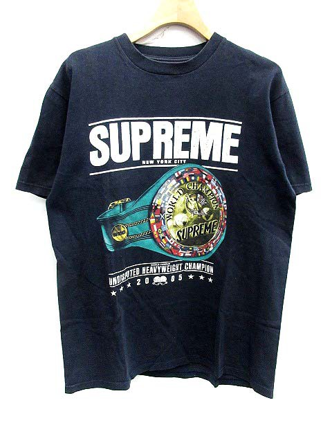 シュプリーム SUPREME Tシャツ カットソー 半袖 ...