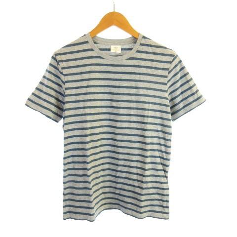【中古】green label relaxing ボーダー Tシャツ ...