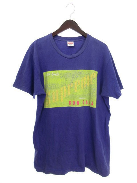 シュプリーム SUPREME DONDADA Tシャツ カットソ...