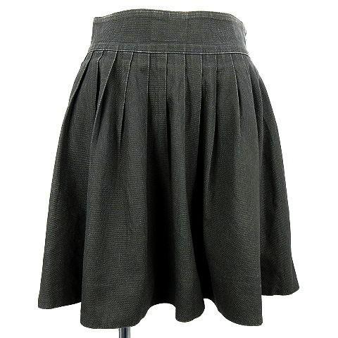 ジルスチュアート JILL STUART ギャザースカート ...
