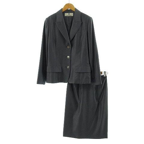 【中古】ジバンシィ GIVENCHY スーツ スカートス...