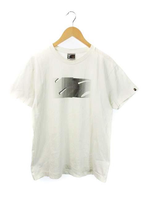 アベイシングエイプ A BATHING APE Tシャツ 半袖 ...