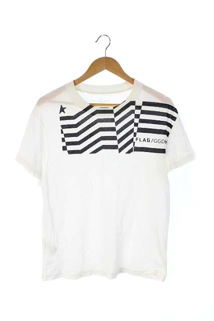 ゴールデングース GOLDEN GOOSE Tシャツ カットソ...