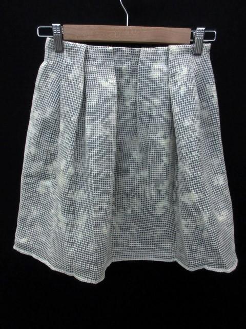 ノーリーズ Nolley's Sophi スカート フレア ギャ...