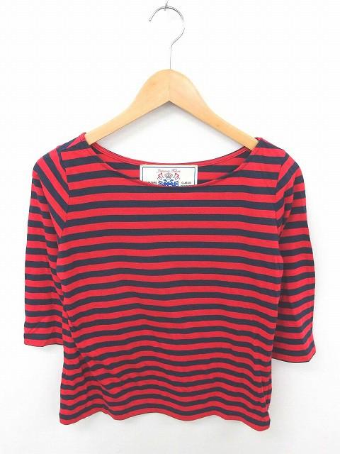 【中古】L'Appartement カットソー Tシャツ ボー...