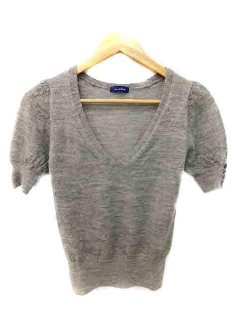 プーラフリーム pour la frime Tシャツ ニット V...