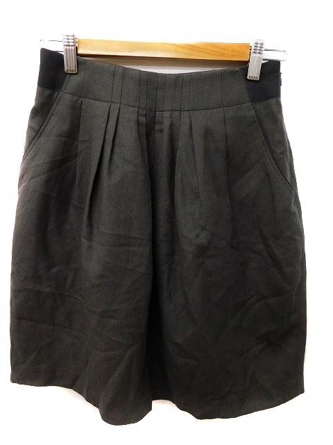 ロートレアモン LAUTREAMONT スカート 台形 膝丈 ...