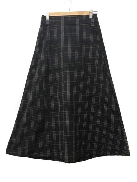 【中古】サマンサモスモス SM2 blue スカート フ...
