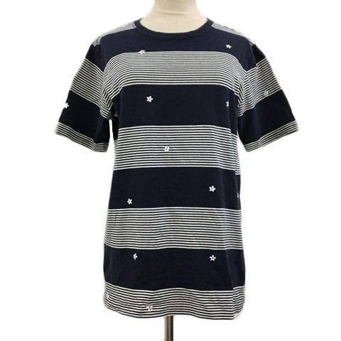 【中古】ナノユニバース Tシャツ カットソー プル...