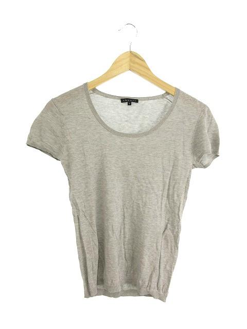 セオリー theory Tシャツ カットソー 無地 半袖 S...