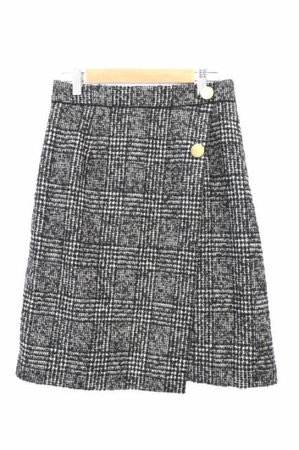 未使用品 ノーリーズ Nolley's スカート ひざ丈 ...