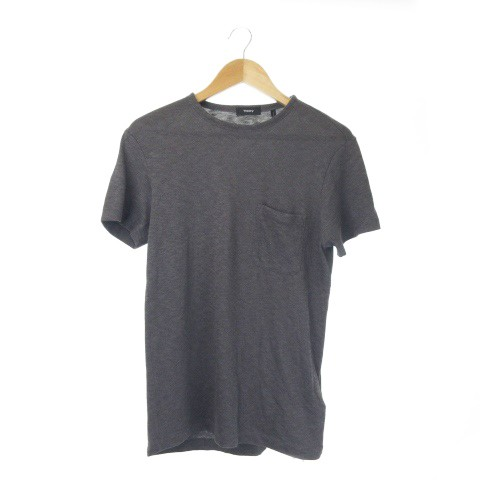 【中古】セオリー theory Tシャツ カットソー ク...