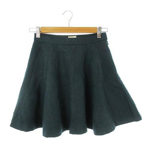 【中古】リリーブラウン Lily Brown スカート サ...