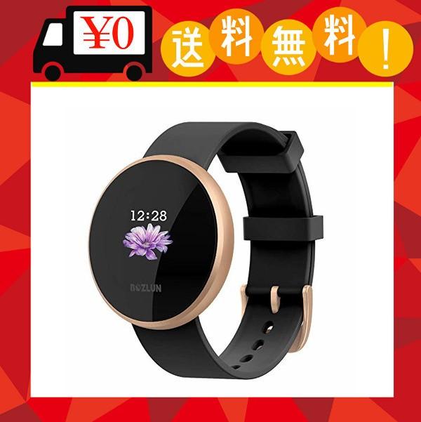 【BOZLUN】スマートウォッチ レディース 腕時計 i...