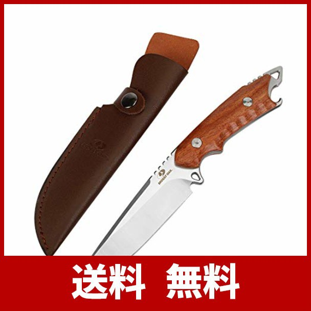 MOSSY OAK ナイフ シースナイフ フルタング構造 ...