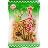 植垣米菓 オリーブの花 87g×12