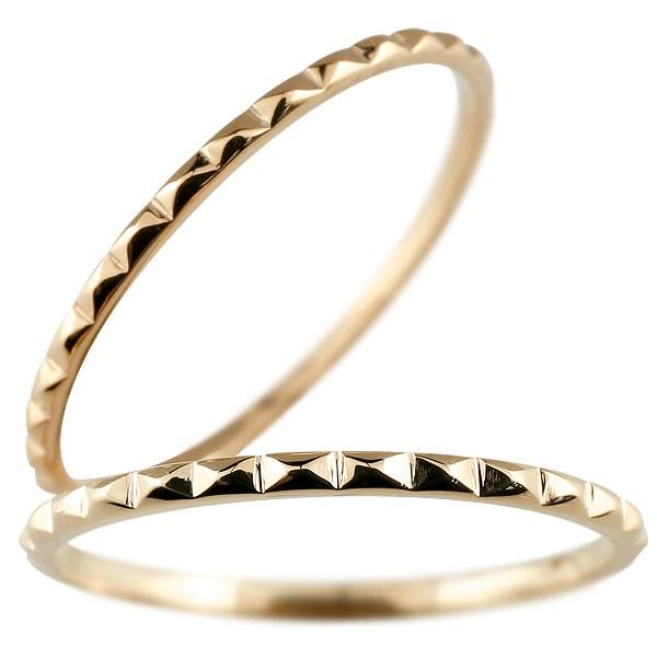 ペアリング 結婚指輪 マリッジリング 地金リング ...