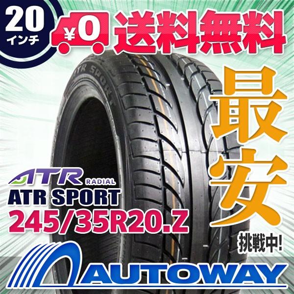◆送料無料◆【新品】 【タイヤ】 ATR SPORT 24...