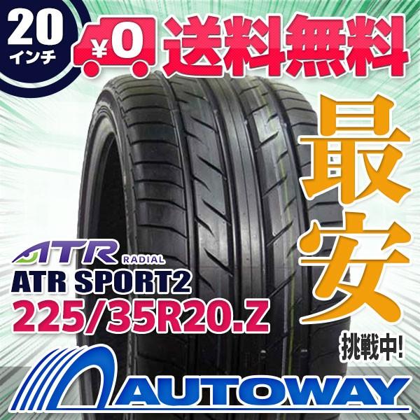 ◆送料無料◆【新品】 【タイヤ】 ATR SPORT2 2...