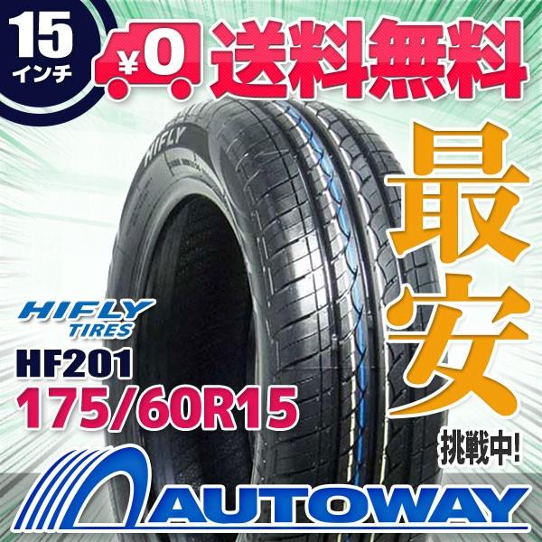 タイヤ サマータイヤ 175/60R15 81H  HIFLY HF201...