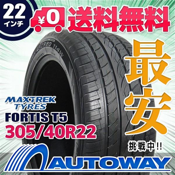 タイヤ サマータイヤ 305/40R22    MAXTREK FORTI...