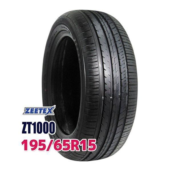 サマータイヤ 195/65R15 91V ZEETEX ZT1000