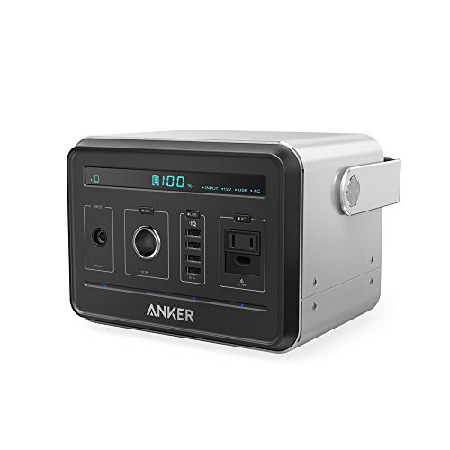 Anker PowerHouse (434Wh / 120,600mAh ポータブ...