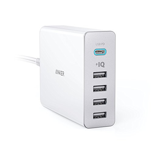 Anker PowerPort+ 5 USB-C Power Delivery (60W 5...