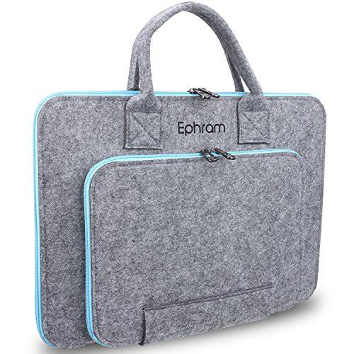 Ephram 13.3Inch ノートパソコンケース フェルト ...