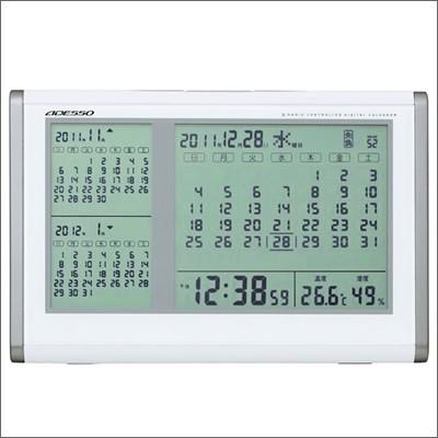 ADESSO アデッソ クロック TA-030 置き時計 電波 ...