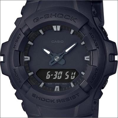 CASIO カシオ 腕時計 G-100BB-1AJF メンズ G-SHOC...