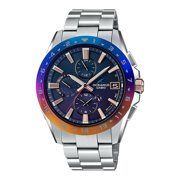 【正規品】CASIO カシオ 腕時計 OCW-T3000C-2AJF ...