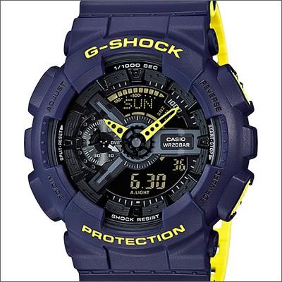 CASIO カシオ 腕時計 GA-110LN-2AJF メンズ G-SHO...