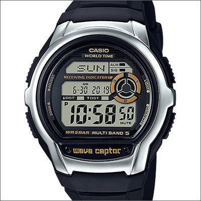 CASIO カシオ 腕時計 WV-M60-9AJF メンズ wave ce...