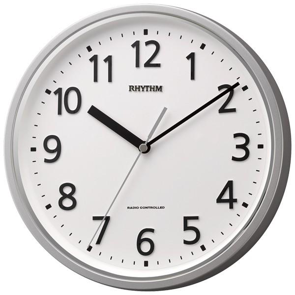 【正規品】RHYTHM リズム時計 クロック CITIZEN ...