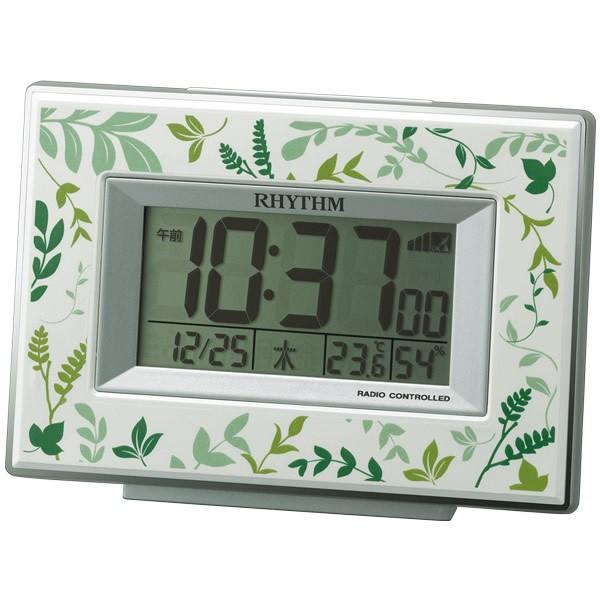 【正規品】RHYTHM リズム時計 クロック 60サイズ ...