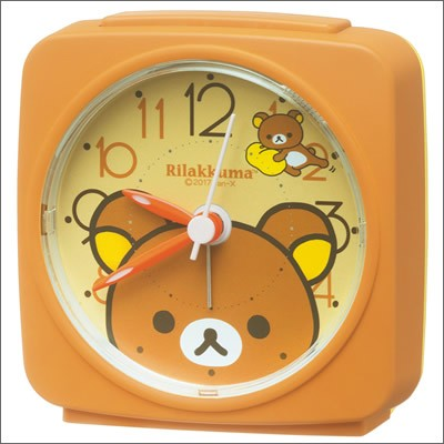 SEIKO セイコー クロック CQ153B 目覚まし時計 リ...