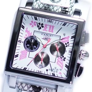【並行輸入品】COGU コグ 腕時計 BNSKR-WH メンズ...
