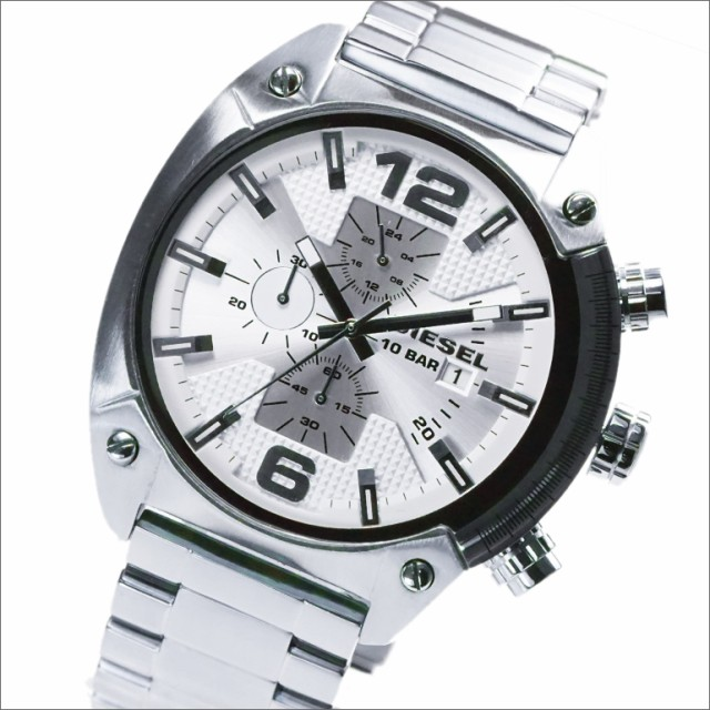 DIESEL ディーゼル 腕時計 DZ4203 メンズ Overflo...