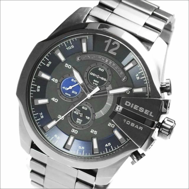 DIESEL ディーゼル 腕時計 DZ4329 メンズ MEGA CH...