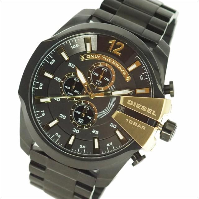 DIESEL ディーゼル 腕時計 DZ4338 メンズ Mega Ch...