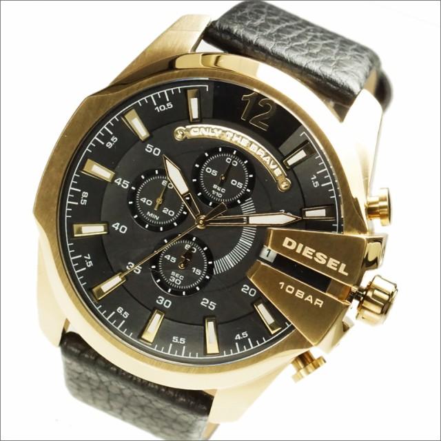 DIESEL ディーゼル 腕時計 DZ4344 メンズ MEGA CH...