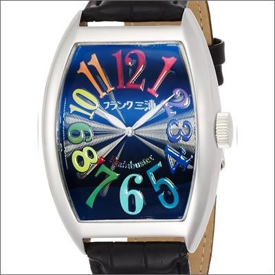 FRANK三浦 フランク三浦 腕時計 FM06K-CRB ユニセ...