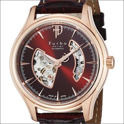 Furbo design フルボデザイン 腕時計 F5025NPBR ...