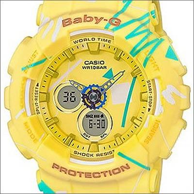 海外CASIO 海外カシオ 腕時計 BA-120SC-9A レディ...