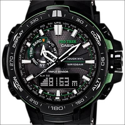 51196ec87d 海外CASIO 海外カシオ 腕時計 PRW-6000Y-1A メンズ PRO TREK プロトレック タフ