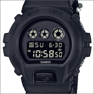 海外CASIO 海外カシオ 腕時計 DW-6900BBN-1 メン...