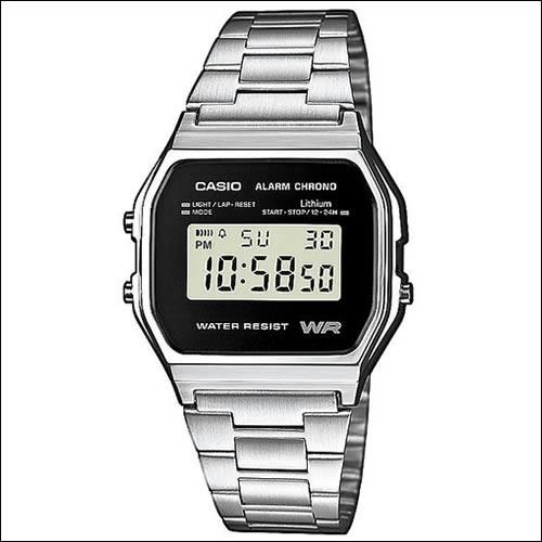海外CASIO 海外カシオ 腕時計 A158WEA-1 メンズ S...