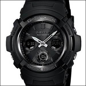 海外CASIO 海外カシオ 腕時計 AWG-M100B-1A メン...
