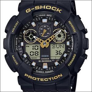 海外CASIO 海外カシオ 腕時計 GA-100GBX-1A9 メン...